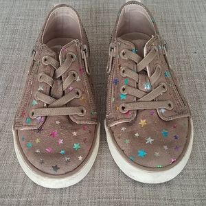 Cat & Jack Star All-Over Shoes
